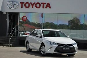 2015 Toyota Camry ASV50R MY15 Altise Diamond White 6 Speed Automatic Sedan Old Guildford Fairfield Area Preview