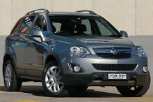 2012 Holden Captiva CG MY12 5 (FWD) Ironite 6 Speed Manual Wagon Wolli Creek Rockdale Area Preview