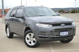 2012 Ford Territory SZ TX Seq Sport Shift Grey 6 Speed Sports Automatic Wagon Midland Swan Area Preview