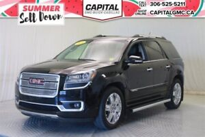 2016 GMC Acadia Denali AWD *Navigation-Back Up Camera-Remote Sta