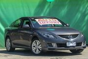 2010 Mazda 6 GH1051 MY09 Classic Grey 5 Speed Sports Automatic Hatchback Ringwood East Maroondah Area Preview