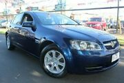 2008 Holden Commodore VE Omega Blue 4 Speed Automatic Sedan West Footscray Maribyrnong Area Preview