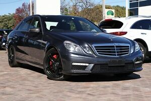 2010 Mercedes-Benz E63 W212 AMG SPEEDSHIFT MCT Grey 7 Speed Sports Automatic Sedan Osborne Park Stirling Area Preview