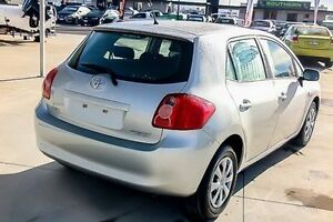 2009 Toyota Corolla ZRE152R Ascent Silver 4 Speed Automatic Hatchback Pakenham Cardinia Area Preview