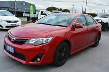 2014 Toyota Camry ASV50R RZ S.e. Cherry 6 Speed Automatic Sedan Welshpool Canning Area Preview