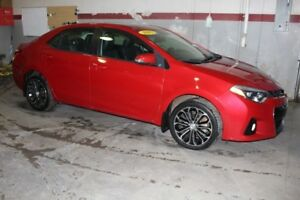 2015 Toyota Corolla SPORT UPGRADE PACKAGE