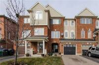 Freehold townhouse with a walkout basement priced to sell