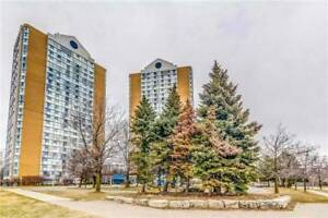 Condo With 2 Beds Close To Square One Full Size Window