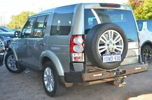 2012 Land Rover Discovery 4 Series 4 MY12 SDV6 CommandShift SE Ipanema Sand 6 Speed Sports Automatic Osborne Park Stirling Area Preview