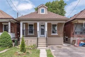Completely Upgraded 1 1/2 Storey, 3 Bedroom Home On The Mountain