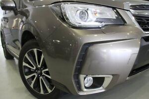 2016 Subaru Forester S4 MY16 XT CVT AWD Premium Sepia Bronze 8 Speed Constant Variable Wagon