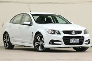 2015 Holden Commodore White Sports Automatic Sedan Vermont Whitehorse Area Preview