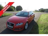 AUDI A3 1.4 TFSI SPORT2010, Alloys,Air Con,Cruise Control,Full Service History,In Superb Condition