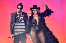 Beyoncé & Jay Z at Cardiff Principality Stadium (Millennium Stadium) - Wednesday 6th June