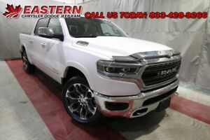 2019 Ram 1500 Limited 4x4 Crew Cab 5'7 low Kms Limited