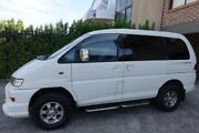 2003 Mitsubishi Delica HR White 4 Speed Automatic Wagon Kogarah Rockdale Area Preview