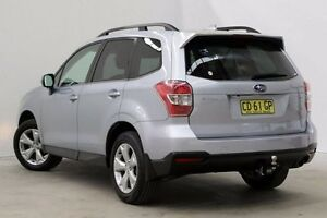 2015 Subaru Forester S4 MY15 2.5i-L CVT AWD Silver 6 Speed Constant Variable Wagon Seven Hills Blacktown Area Preview