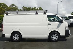 2011 Toyota Hiace KDH201R MY11 LWB White 4 Speed Automatic Van Acacia Ridge Brisbane South West Preview