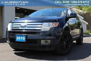 2010 Ford Edge SEL-V6+HEATED SEATS+PWR WINDOWS+PWR SEATS+CRUISE