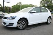 2013 Volkswagen Golf VII MY14 90TSI DSG Comfortline White 7 Speed Sports Automatic Dual Clutch Earlville Cairns City Preview
