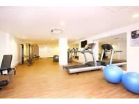 Modern 2 Bed, 2 Bath Flat,Gym, Parking, Bike Storage Viridian Apartments Mins Battersea Park Station
