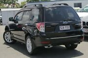 2011 Subaru Forester S3 MY11 XS AWD Columbia Black 5 Speed Manual Wagon Nundah Brisbane North East Preview