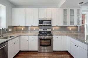 KITCHEN CABINET PAINTING (902) 401-3559