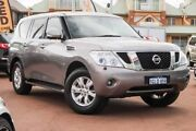 2013 Nissan Patrol Y62 TI-L Grey 7 Speed Sports Automatic Wagon Mindarie Wanneroo Area Preview