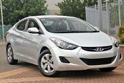 2013 Hyundai Elantra MD3 Active Silver 6 Speed Sports Automatic Sedan Wayville Unley Area Preview