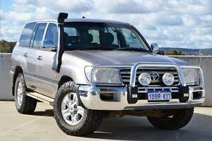 2006 Toyota Landcruiser UZJ100R GXL Grey 5 Speed Automatic Wagon Midland Swan Area Preview