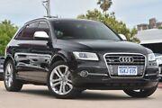 2013 Audi SQ5 8R 3.0 TDI Quattro Black 8 Speed Automatic Wagon Victoria Park Victoria Park Area Preview