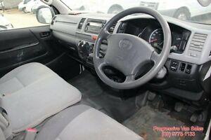 2006 Toyota Hiace 5 Speed Manual Van Carrum Downs Frankston Area Preview