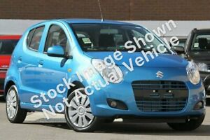 2014 Suzuki Alto GF GL Blue 4 Speed Automatic Hatchback Stuart Park Darwin City Preview