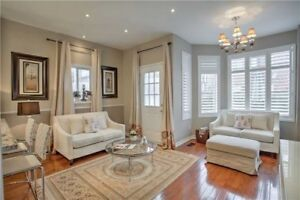 THORNHILL.  SPOTLESS 3 BEDROOM HOME WITH FINISHED BASEMENT
