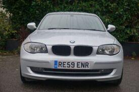 BMW 1 SERIES 2.0 118D SPORT 3d (silver) 2009