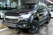 2016 Holden Colorado RG MY17 Z71 Pickup Crew Cab Black 6 Speed Sports Automatic Utility North Brighton Holdfast Bay Preview