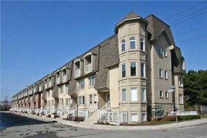 3 Bedroom stacked townhouse for lease - 75 Turntable Cres