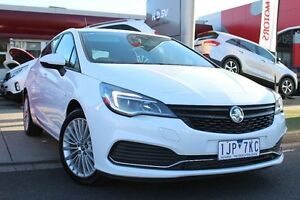 2017 Holden Astra BK MY17 R White 6 Speed Sports Automatic Hatchback Cheltenham Kingston Area Preview