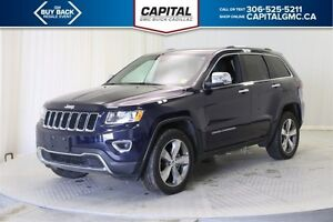 2016 Jeep Grand Cherokee *Remote Start-Heated Seats-Back Up Came
