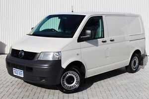 2010 Volkswagen Transporter White Sports Automatic Dual Clutch Van Embleton Bayswater Area Preview
