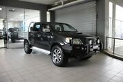 2007 Toyota Hilux KUN26R 07 Upgrade SR5 (4x4) Black 5 Speed Manual Dual Cab Pick-up Thornleigh Hornsby Area Preview
