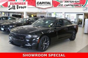 2017 Dodge Charger SXT*Leather*Sunroof*4dr*
