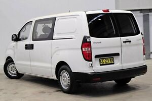 2013 Hyundai iLOAD TQ2-V MY13 Crew Cab White 5 Speed Automatic Van Seven Hills Blacktown Area Preview