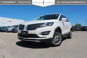 2015 Lincoln MKC 4DR AWD W/ REMOTE START / HEATED LEATHER / REVE