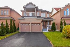 Detached 4 Br House in Brampton for Sale