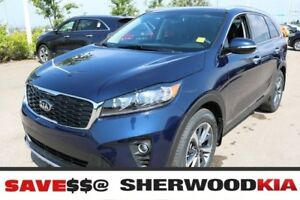 2019 Kia Sorento AWD EX V6 PREMIUM PANORAMIC SUNROOF, LEATHER SE