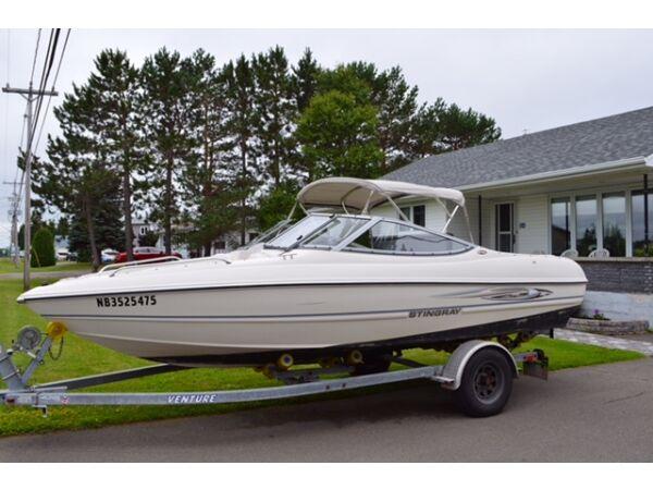 Used 2008 Stingray Boat Co 185LS