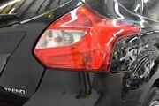 2012 Ford Focus LW MKII Trend PwrShift Black/Grey 6 Speed Sports Automatic Dual Clutch Hatchback Brooklyn Brimbank Area Preview