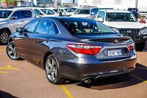 2015 Toyota Camry ASV50R Atara SL Grey 6 Speed Sports Automatic Sedan Westminster Stirling Area Preview