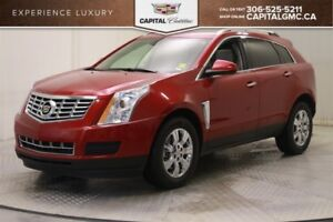 2015 Cadillac SRX Luxury AWD*Driver Awareness Package-Sunroof-Cu